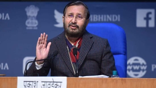 Congress stoking unrest due to poor show in polls, says Javadekar