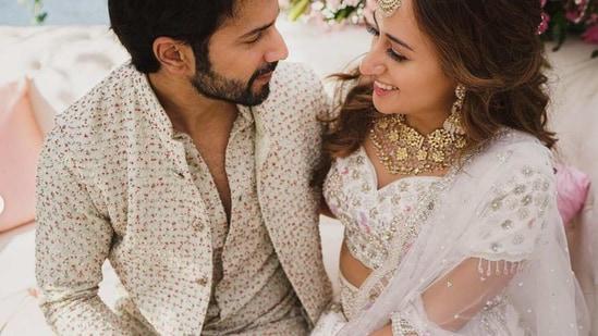 Varun Dhawan and Natasha Dalal got married in Alibaug on January 24.