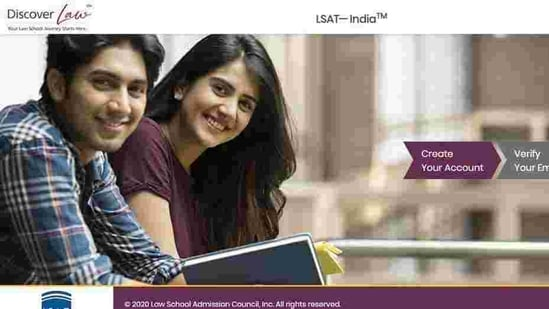 LSAT India . (Screengrab)