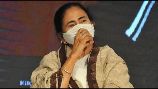 West Bengal chief minister and TMC president Mamata Banerjee. (File photo)