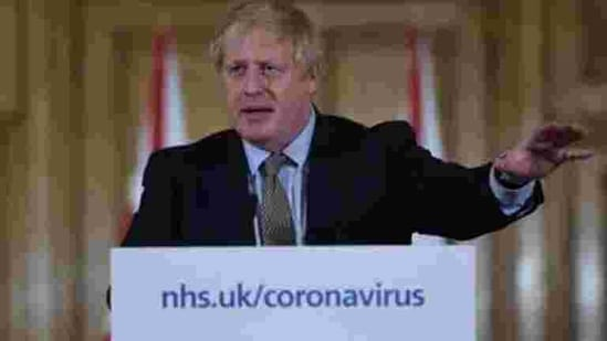 British Prime Minister Boris Johnson said it would not be possible to reopen schools in February, but that he hoped the vaccination programme would allow them to open their doors from March 8..(Bloomberg)