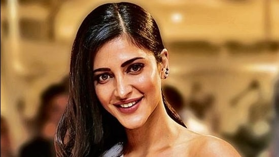 Actor Shruti Haasan's latest Telugu film Krack alongside Ravi Teja have got positive feedback.