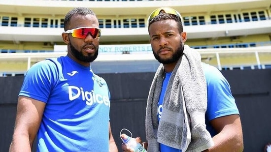 Kyle Hope (L) and Shai hope (R)(Twitter)