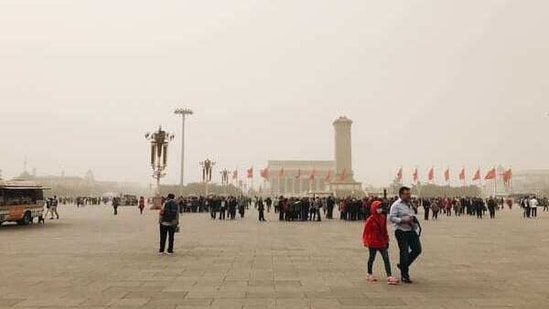 People from low-risk areas in China arriving between January 28 and March 15 must show negative results for Covid-19 tests taken within seven days before entry, Xu Hejian, spokesman of the Beijing city government, said on Wednesday.(Unsplash)