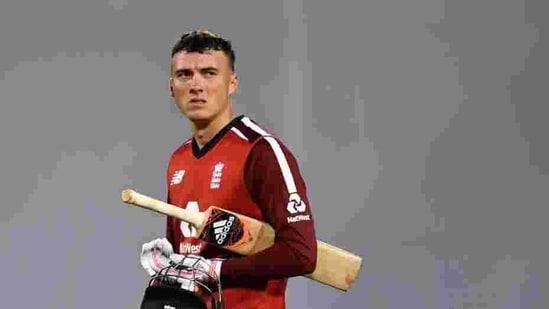 Cricket - Third T20 International - England v Pakistan - Emirates Old Trafford, Manchester, Britain - September 1, 2020 England's Tom Banton Mike Hewitt/Pool via REUTERS(REUTERS)