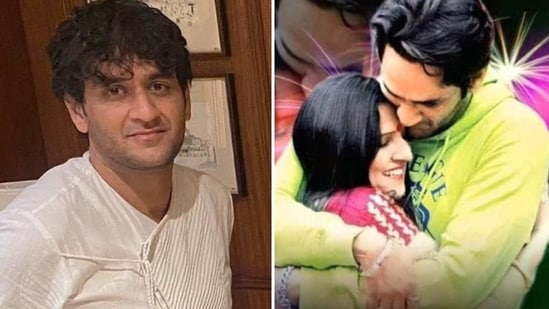 Vikas Gupta does not share a very good relationship with his mother.