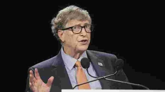 Philanthropist and Co-Chairman of the Bill & Melinda Gates Foundation Bill Gates.(AP)