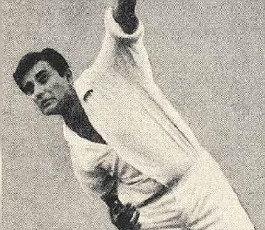 File photo of Salim Durani(Twitter)