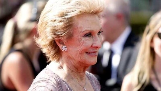 Cloris Leachman at the 2011 Primetime Creative Arts Emmy Awards in Los Angeles.(REUTERS)