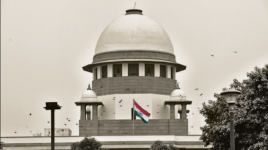The Supreme Court. (Sonu Mehta/HT PHOTO)