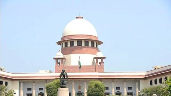A view of Supreme Court. (HT Archive)