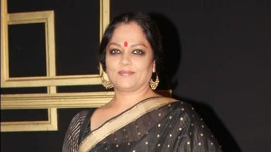 Tanvi Azmi stars in recently released web film, Tribhanga.