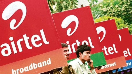 Airtel's 5G technology is capable of delivering 10 times higher speeds and latency compared to the existing technologies, the company claimed. (REUTERS)
