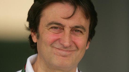 Photo of former Minardi Formula One driver Adrian Campos(Twitter)