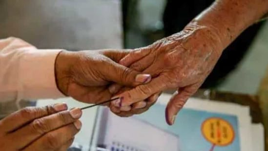 The latest published electoral roll by the chief electoral officer of Delhi shall be used for the purpose of these bye-elections, the statement said.(PTI file photo. Representative image)