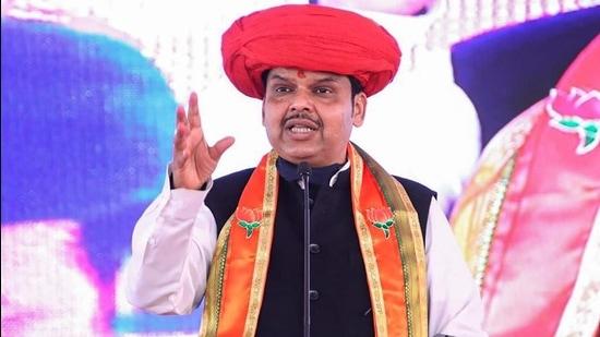 Maharashtra BJP leader Devendra Fadnavis. (PTI)