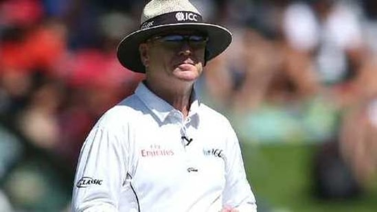 Umpire Bruce Oxenford calls time on international career - Hindustan Times