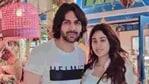 Kartik Aaryan and Janhvi Kapoor spotted chilling in Goa.