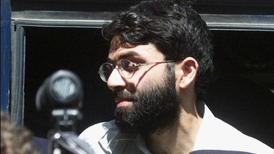 Omar Saeed Sheikh. (REUTERS)