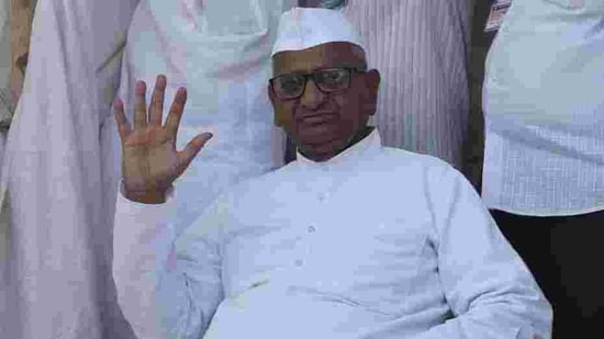 In that communication, Hazare had said he had written to the prime minister and Union agriculture minister five times on the plight of farmers but to no avail.(File Photo)