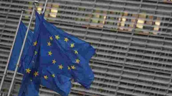 The EU further fanned political tensions with the UK Friday by also seeking to limit exports to Northern Ireland before retreating hours later after a backlash over the move.(REUTERS)