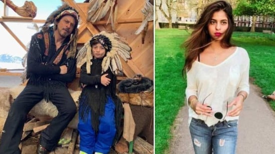 Shah Rukh Khan has reportedly been shooting for Pathan in Mumbai. Suhana Khan is pursuing her education in New York.