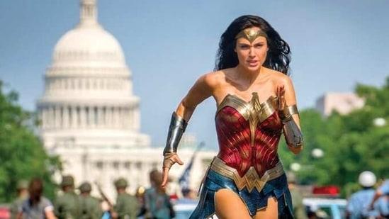 Gal Gadot returned as Diana Prince for Wonder Woman 1984.