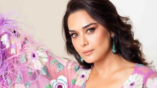 Preity Zinta was last seen on screen in 2018's Bhaiaji Superhit.