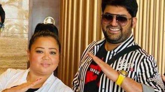 Bharti Singh considers Kapil Sharma her brother.