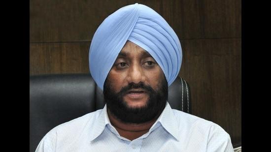 Kulwant Singh. (HT PHOTO)
