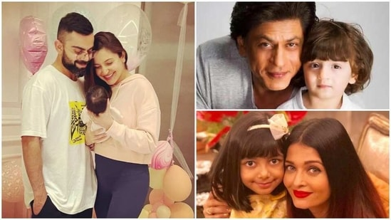 Just like Vamika, these other stars kids also have beautiful names with interesting meanings behind them.