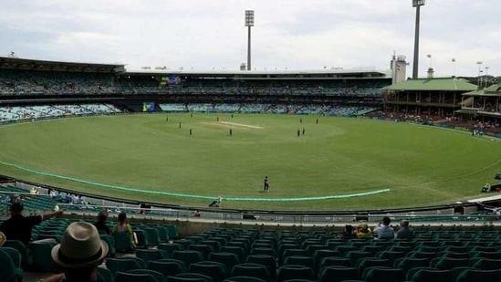 Cricket - Second One Day International - Australia v India - Sydney Cricket Ground, Sydney, Australia - November 29, 2020 General view inside the stadium before the match REUTERS/Loren Elliott/File Photo(REUTERS)