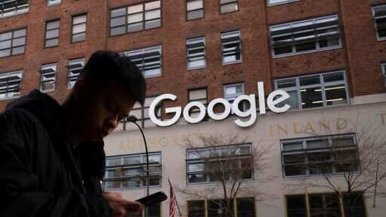 Google said it was pleased to have resolved the matter.(AP)