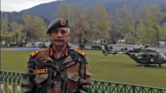 Army chief Gen MM Naravane had earlier nominated army's then vice chief Lieutenant General SK Saini to look into the matter. (File photo)