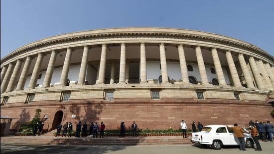 Parliament House. (PTI)