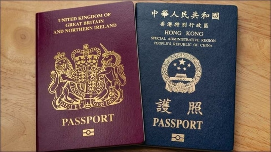 Indians, Pakistanis, Nepalese stranded as Hong Kong rejects BN (O) passports(Twitter/winstonetco)