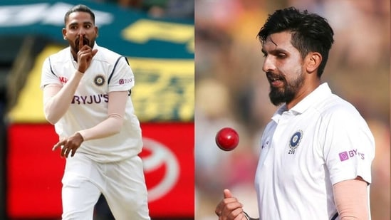 Who will partner Jasprit Bumrah in Chennai? Ishant Sharma or Mohammed Siraj? (Getty Images)