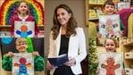 Kate Middleton shares kids' inspiring sketches on Children's Mental Health Week(Instagram/kensingtonroyal)