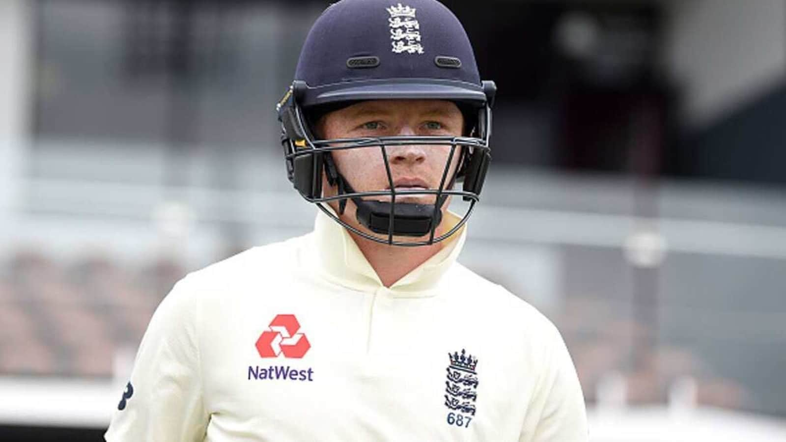 Fit-again Ollie Pope added to England squad for India Tests | Hindustan Times
