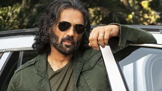 Suniel Shetty said that he is a farmer himself and comes from a family of farmers.