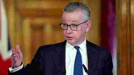"""Updating members of Parliament on Tuesday, Gove was blunt about the damage the EU had done, saying the European Commission in Brussels had """"mucked up.""""(Reuters file photo)"""
