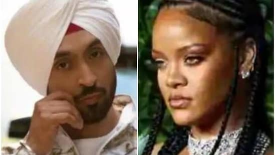 Diljit Dosanjh has expressed his gratitude to Rihanna, with a song in her honour.