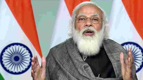 Prime Minister Narendra Modi. (ANI)