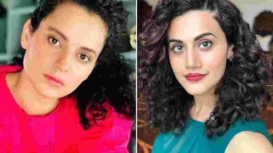 Taapsee Pannu and Kangana Ranaut have been in a war of words ever since the latter called her and Swara Bhasker 'B grade actresses'.