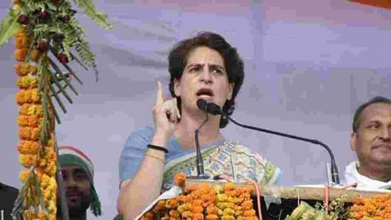 The Congress Party has been continuously supporting the farmers' movement against the Modi government's new agricultural laws. (Priyanka Gandhi/Facebook)