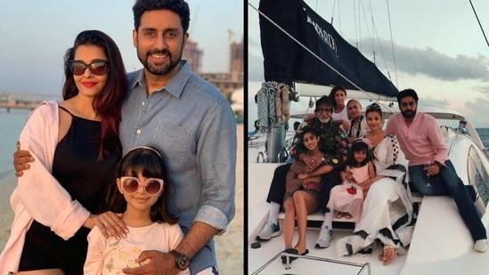 Abhishek Bachchan turns 45 on Friday.