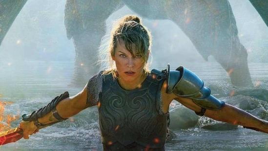 Monster Hunter movie review: Milla Jovovich stars in Paul WS Anderson's latest film.