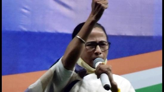 West Bengal chief minister Mamata Banerjee. (ANI)