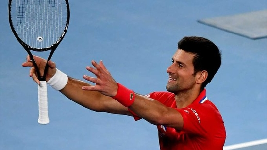 Photo of Novak Djokovic(Twitter)