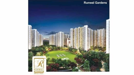Runwal Group gets top honours for being 'Developer of the Year – Residential'(Runwal Group)